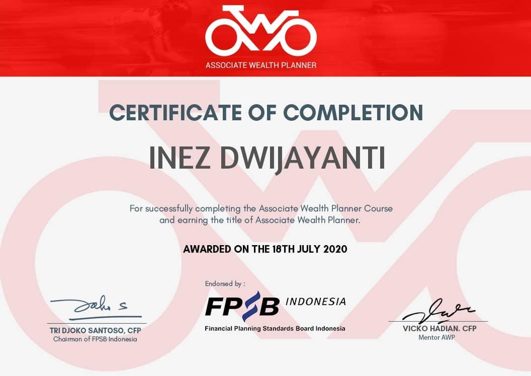 sertifikat awp